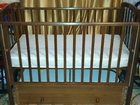 Скачать фотографию Детская мебель Продаётся новая детская кроватка 33893959 в Ростове-на-Дону