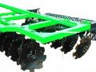 Скачать фото Почвообрабатывающая техника Борона дисковая с катком бдм-У-2, 6 х 2 Н 33990205 в Ростове-на-Дону