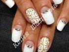 Увидеть foto  Наращивание ногтей, маникюр, педикюр, шеллак 34215705 в Ростове-на-Дону