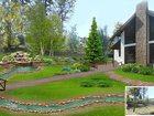 Свежее изображение  Ландшафтный дизайн, Проектирование, озеленение и благоустройство участка, 35236952 в Ростове-на-Дону