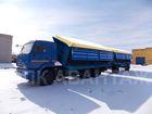 Фотография в Авто Грузовые автомобили Камаз 53215 зерновоз самосвал с трехсторонней в Ростове-на-Дону 2950000