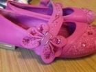 Свежее foto Детская обувь Продаю балетки малиновые кожа (28 разм,) 35893241 в Ростове-на-Дону