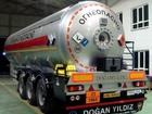 Новое фото  Полуприцеп газовоз DOGAN YILDIZ 36 м3 37810947 в Сургуте