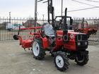 Новое изображение Трактор Продается японский мини трактор Yanmar F16 37910896 в Астрахани