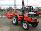 Свежее фото Трактор Японский мини трактор Kubota GT3D 38396164 в Ростове-на-Дону