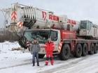 Новое фото  Сдам в аренду автокран г/п 200 т, LTM1200 38849910 в Ростове-на-Дону