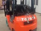 Новое изображение  Вилочный погрузчик из Японии Toyota 7FG-15 40057444 в Ставрополе