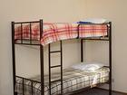 Скачать foto  Двухъярусные кровати на металлокаркасе для хостелов, гостиниц, рабочих 60494780 в Ростове-на-Дону