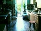 Комната в коммуналке, 12 кв. м. Светлая, теплая, окно во дво