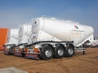 Свежее изображение  Цементовоз NURSAN 28 м3 от завода 68072187 в Ростове-на-Дону