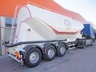Просмотреть foto  Цементовоз NURSAN Millenium 35 м3 69036003 в Новосибирске