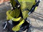 Коляска детская X Linder, Польша, надувные колеса