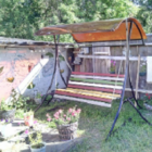 Садовые, разборные качели