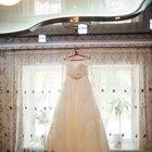 Свадебное платье Semida из итальянского кружева