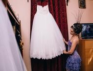 Продам свадебное платье Продам свадебное платье в чехле. Размер 42-44. Платье по