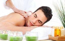 массаж антистрессовый