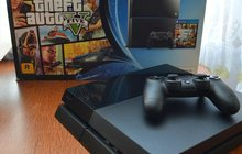 Sony Playstation 4 + 3 игры PS4