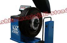 Станок для балансировки грузовых колес