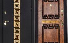 Входная дверь Йошкар-Ола Греция-Золото