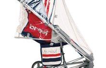 Практичная прогулочная коляска Вrevi Ginger Sport (Италия) Продаю