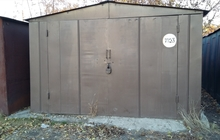 Сдам металлический гараж в гск гигант