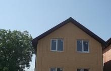 Срочно продам дом , новый кирпичный , светлые просторные ком