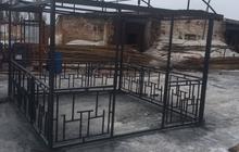 Беседки металлические (каркас) в Ростове