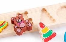 Продажа развивающих деревянных игрушек