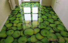 Наливные 3d полы для Вашего дома