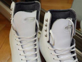 Смотреть фотографию Спортивная обувь Продаю профессиональные коньки 35 размер 32382079 в Ростове-на-Дону