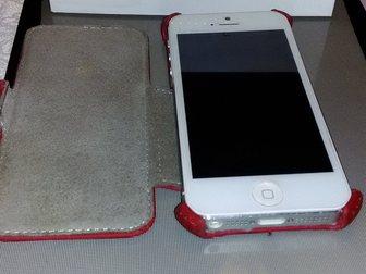 Свежее фото  Продаю iPhone 5, 16 Gb 32512500 в Ростове-на-Дону