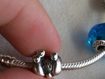 Уникальное изображение  Продаю браслет в стиле Pandora, 32589122 в Ростове-на-Дону