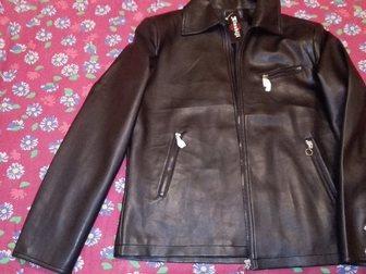 Увидеть foto Мужская одежда мужская кожаная куртка 32624624 в Ростове-на-Дону