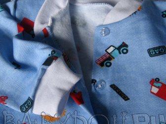 Новое изображение  Ползунки тёплые и рубашка с машинками 32644162 в Ростове-на-Дону