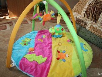 Просмотреть фотографию Товары для новорожденных Развивающий коврик Little Beetle 33057391 в Ростове-на-Дону
