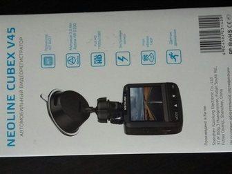 Свежее изображение Видеокамеры NEOLINE CUBEX V45 НОВЫЙ! 34731726 в Ростове-на-Дону