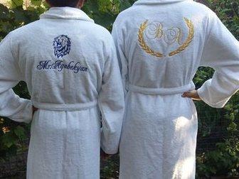 Просмотреть foto  Именные халаты на заказ 35021508 в Ростове-на-Дону