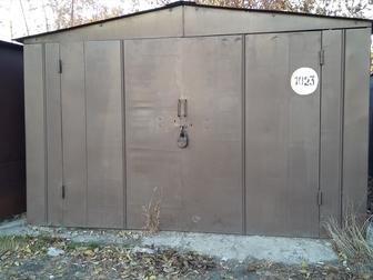 Увидеть foto Гаражи, стоянки Сдам металлический гараж в гск гигант 35133268 в Ростове-на-Дону