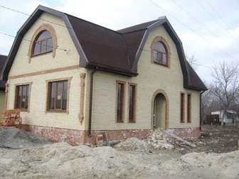 Скачать фото  Строительство домов и коттеджей 37310847 в Ростове-на-Дону