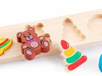 Уникальное foto  продажа развивающих деревянных игрушек 37707616 в Ростове-на-Дону