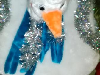 Скачать изображение  Новогодний костюм «Снеговик» в отличном состоянии, 37984554 в Ростове-на-Дону