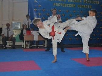 Просмотреть изображение Спортивные школы и секции Каратэ в Ростове на 2-й Краснодарской 38353846 в Ростове-на-Дону