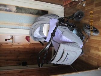 Новое фотографию Детские коляски Очень срочно продам коляску 38397062 в Ростове-на-Дону