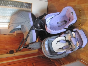 Уникальное фотографию Детские коляски Очень срочно продам коляску 38397062 в Ростове-на-Дону