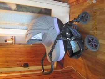 Смотреть фото Детские коляски Очень срочно продам коляску 38397062 в Ростове-на-Дону