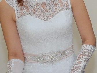 Свежее изображение Свадебные платья Свадебное платье А-силуэт 38503691 в Ростове-на-Дону