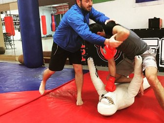 Просмотреть фотографию  Персональный тренер по смешанным единоборствам 38611372 в Ростове-на-Дону