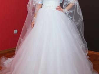Смотреть фотографию Свадебные платья Шикарное свадебное платье 39309893 в Ростове-на-Дону