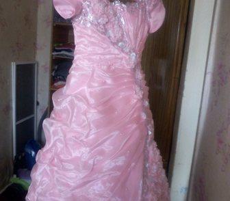Фотография в   платье на девочку 7лет, в хорошем состоянии. в Ростове-на-Дону 1500
