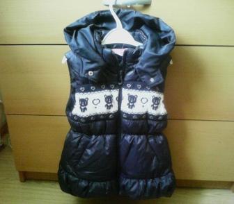 Фото в   Продаю жилет (рост 110-116)одевали несколько в Ростове-на-Дону 6000